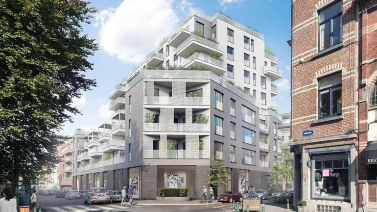 Une centaine de logements remplacera la clinique Edith Cavell.