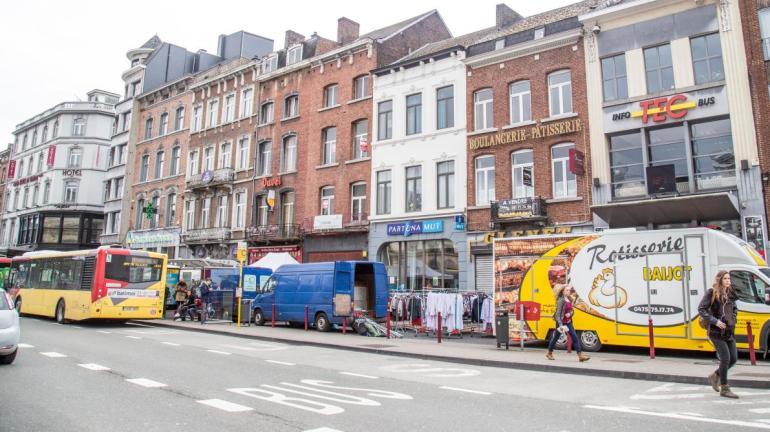 Le prix moyen d'une maison en province de Namur en 2017 est de 187.817 euros.
