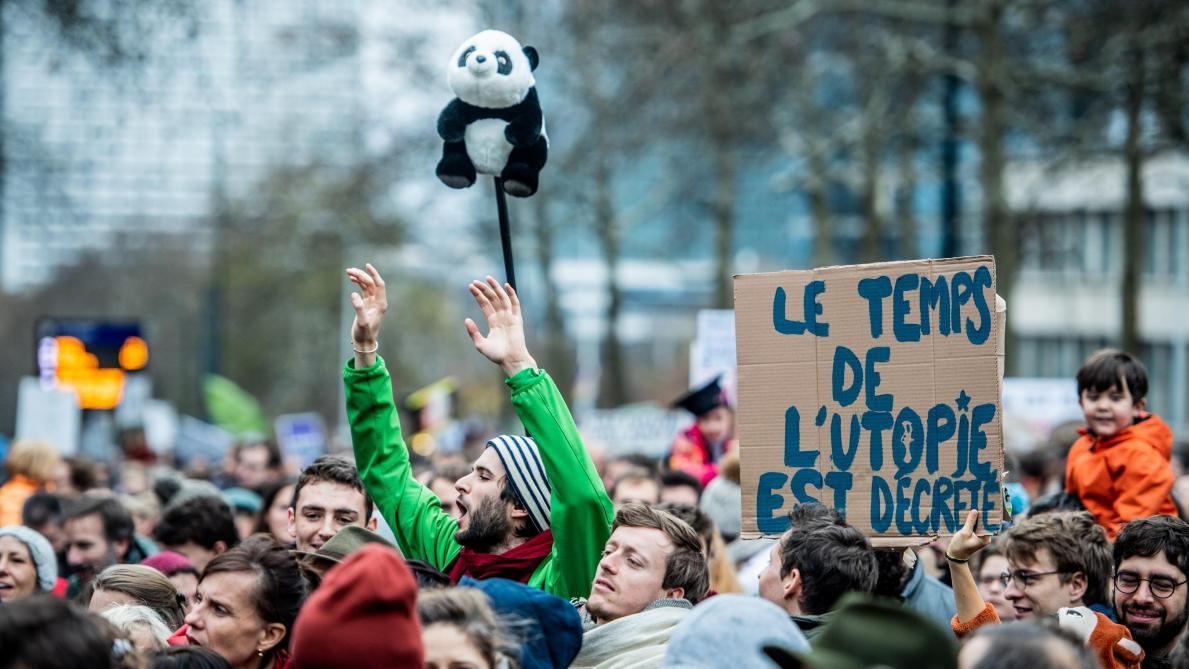 """Résultat de recherche d'images pour """"marche jeunes enfants pour le climat"""""""