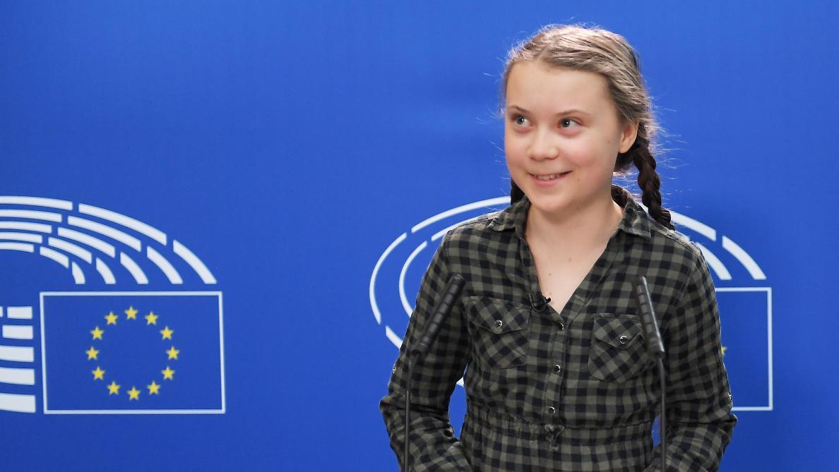 Climat Greta Thunberg Lance Un Appel à Voter Aux
