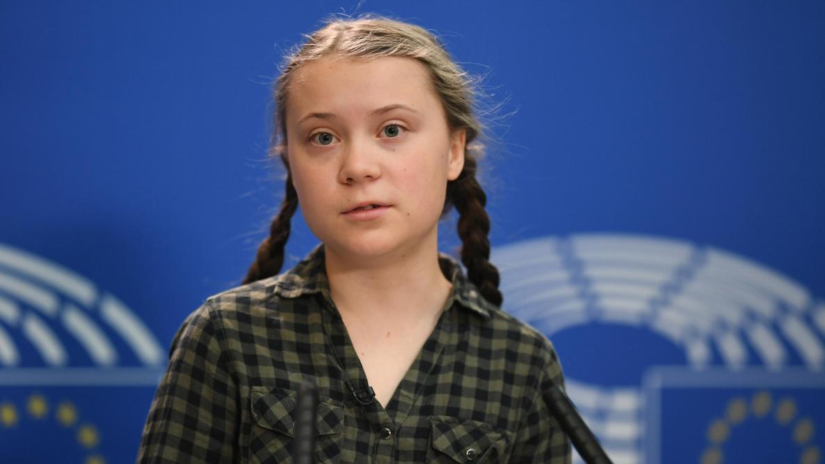 Greta Thunberg Sur Le Climat J Espère Que Les Fondations