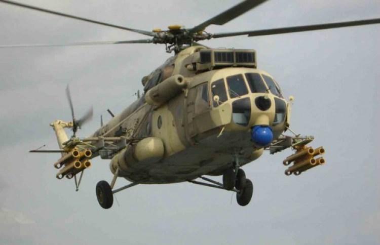 Mali : Bamako achète 4 hélicoptères militaires type Mi-171 de Russie: Toute  l'actualité sur lesoirdalgerie.com