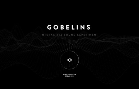 gobelins sound experiment