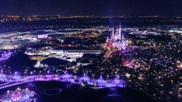 Disneyland compte construire un troisième parc d'attractions en France