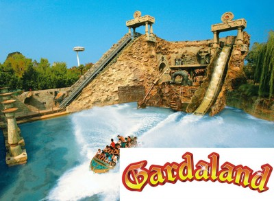 Gardaland parc attraction