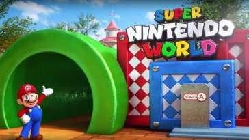 parc Super Nintendo World