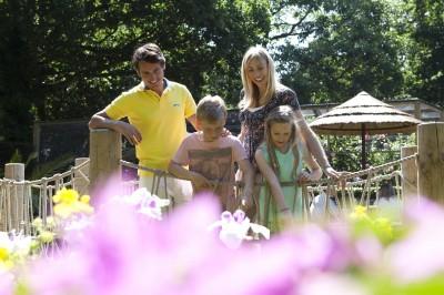 jardin paultons parc