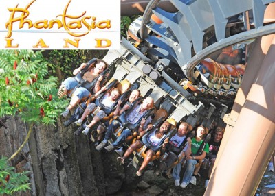 Phantasialand allemagne
