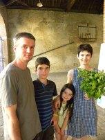 Anne-marie et sa famille, de Sognolles