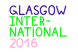 Glasgow International 2016
