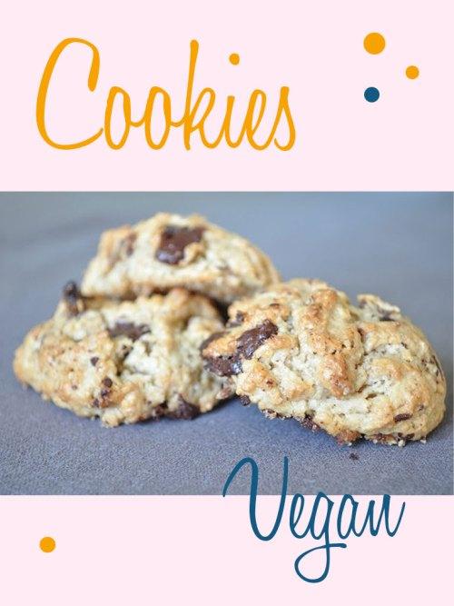 Cookies vegan