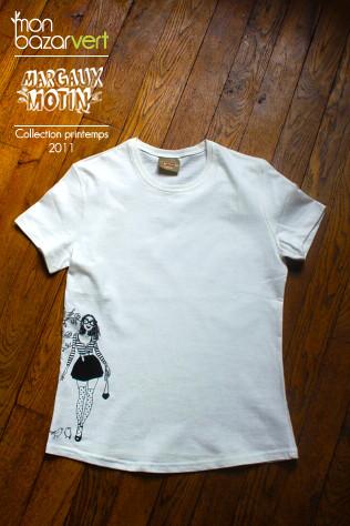 Tee-shirt Margaux Mottin