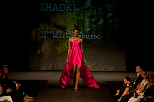 Ethical fashion show 2011