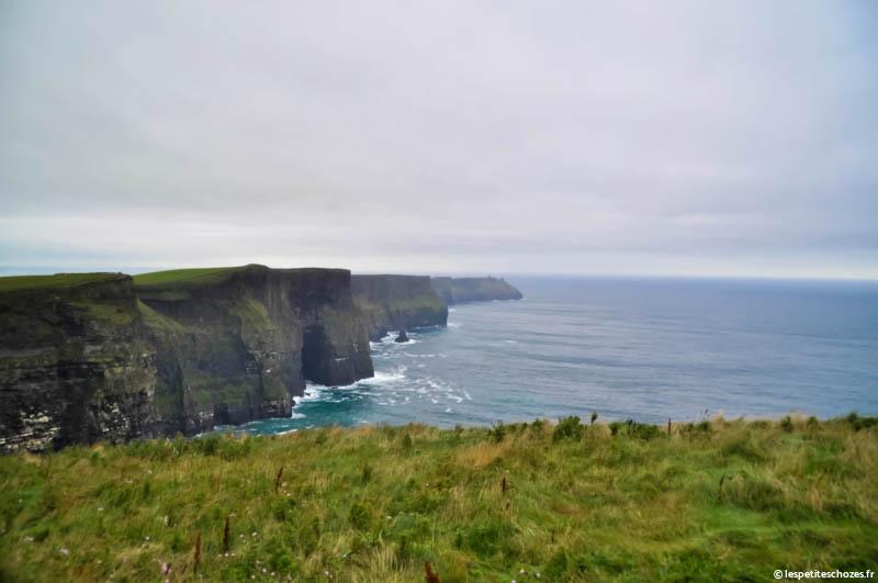 Irlande Falaises de Moher / Cliffs of Moher