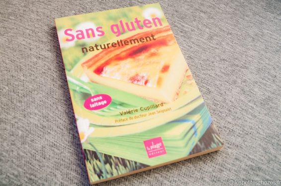 Sans gluten naturellement _ Valérie Cupillard