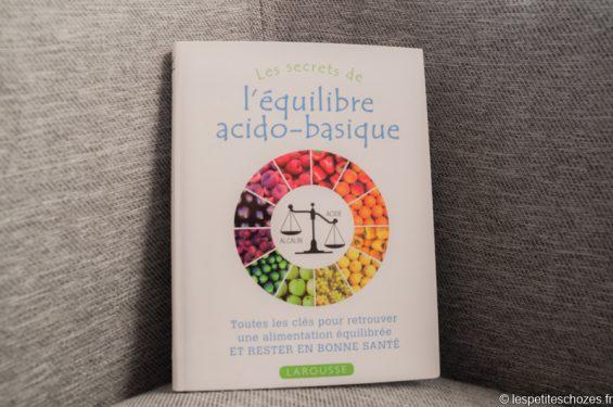 L'équilibre acido-basique _ Larousse