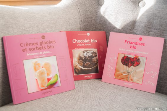 Crème glacées et sorbets bio _ Chocolat bio _ Friandises bio _ Karen Chevallier