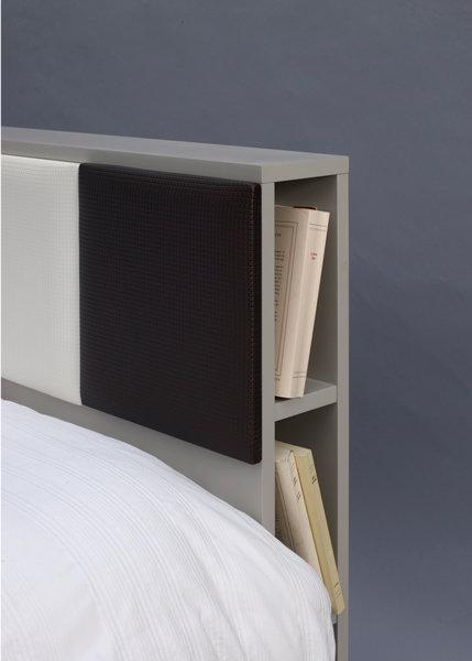 Tte de lit avec rangements sur mesure  Mobilier Les Pieds Sur La Table