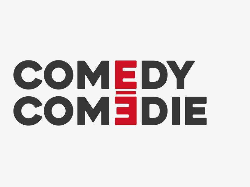 Comedy Comédie, le site web consacré à l'humour de Louis Dubourg