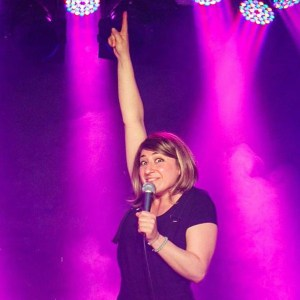 Marion Mezadorian à l'Underground Comedy Club