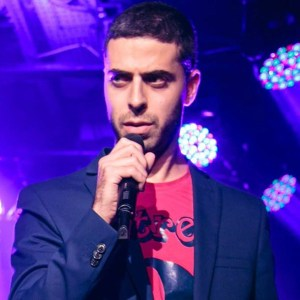 Nadim Fourzoli à l'Underground Comedy Club