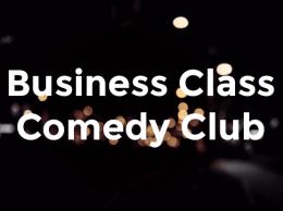 Business Class Comedy Club : plateau d'humour à Neuilly-sur-Seine