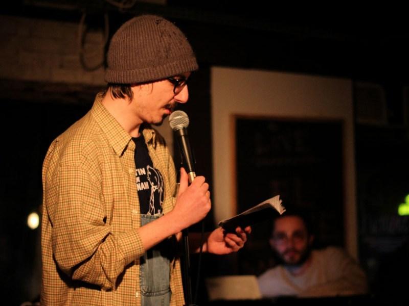Joseph Roussin, humoriste stand-up en 30-30