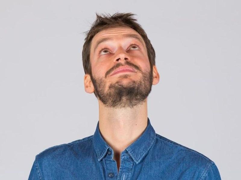 Julien Chapel, humoriste stand-up