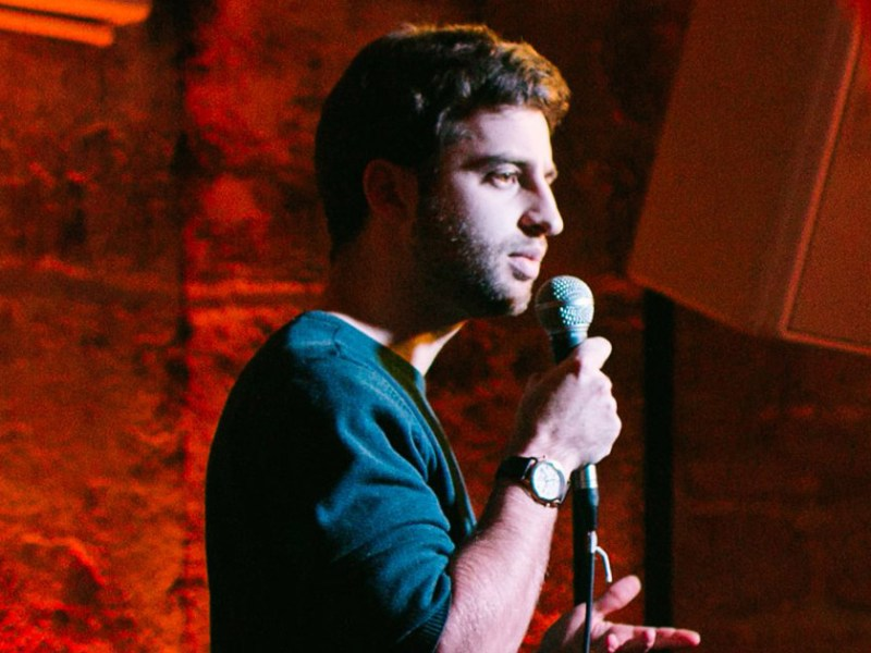 Avril : découverte humour et stand-up sur le spot du rire