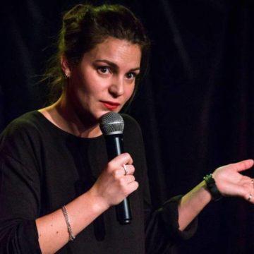 C'est dans la tête : Alexandra Pizzagali sur scène