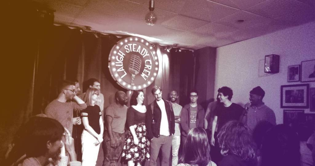 Rentrée humour : le Laugh Steady Crew bien avant la saison 2019-2020