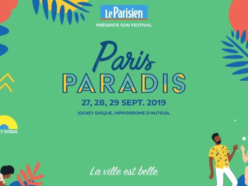 Festival Paris Paradis : l'humour s'invite à l'hippodrome d'Auteuil