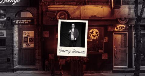 Interview de l'humoriste Jeremy Bacardi, organisateur du Fada Comedy Club