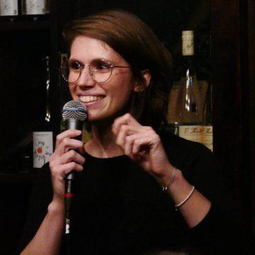 Sophie Bergeot, découverte humour et stand-up sur le spot du rire