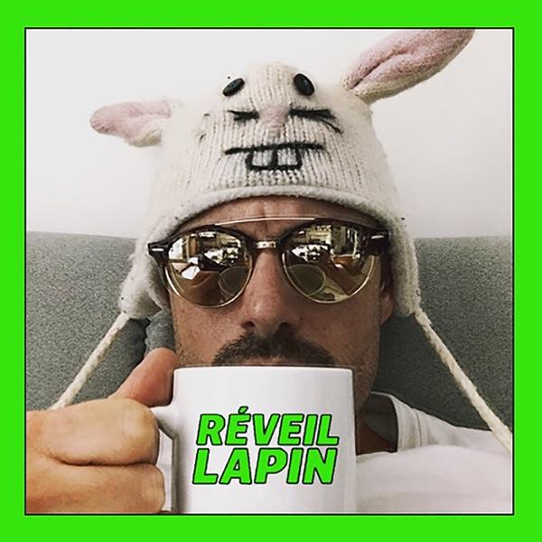 Réveil Lapin - le podcast de Je suis Lapin / Jean-Patrick