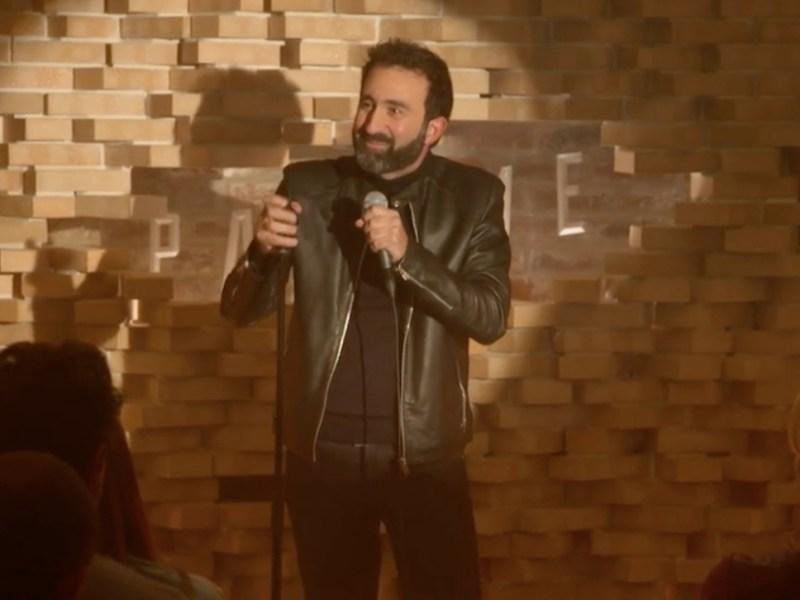 Génération Paname : le plateau d'humour animé par Mathieu Madénian et diffusé sur France 2
