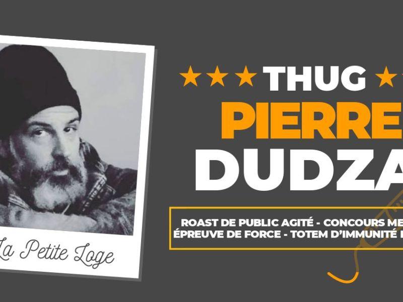 Pierre DuDza en spectacle : il assure même si ça tourne mal !