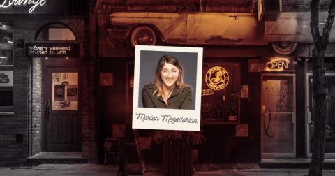 Interview de Marion Mezadorian, comédienne et humoriste