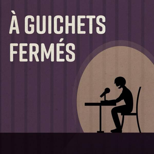 À guichets fermés : podcast d'interviews de la scène humour belge