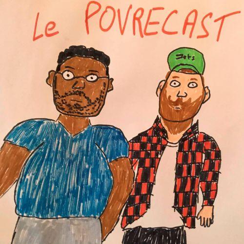 Le Povrecast : le podcast avec zéro budget, par Harold Barbé