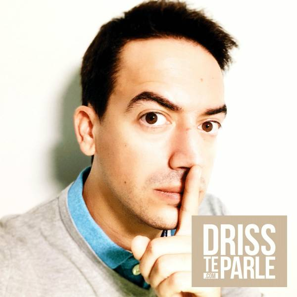 Driss te parle : un podcast de critiques de spectacles stand-up