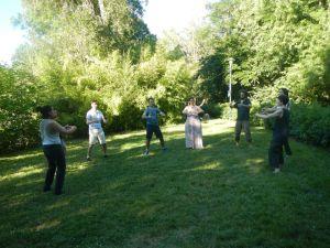Nouveau : Cours découverte Qi Gong Minimes-Compans @ Bourbaki