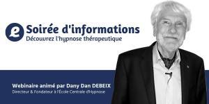 Soirée d'information - Devenir hypnothérapeute