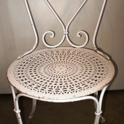 French Bistro Table And Chairs Uk Dinner Chair Covers L Esprit Country Antiques Garden Accessories Cafe Tables