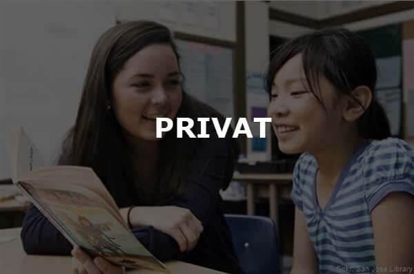 les private bandung