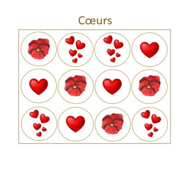 Les Prodigieux  Coeurs x12