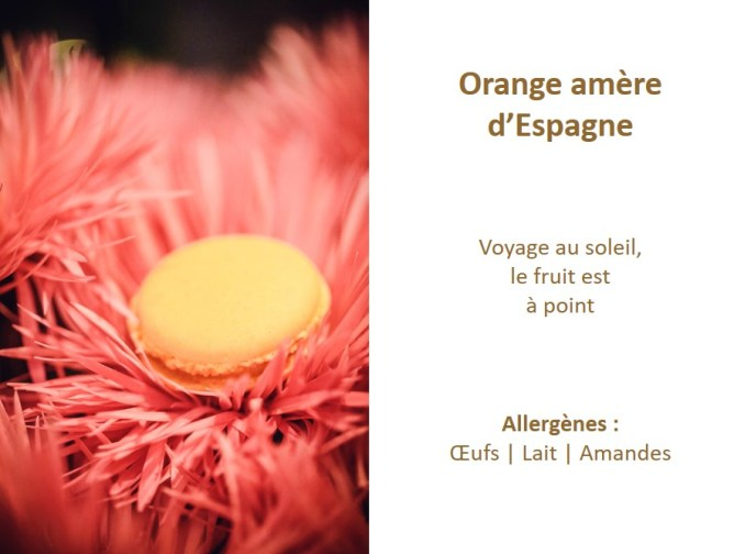 Les Prodigieux Orange