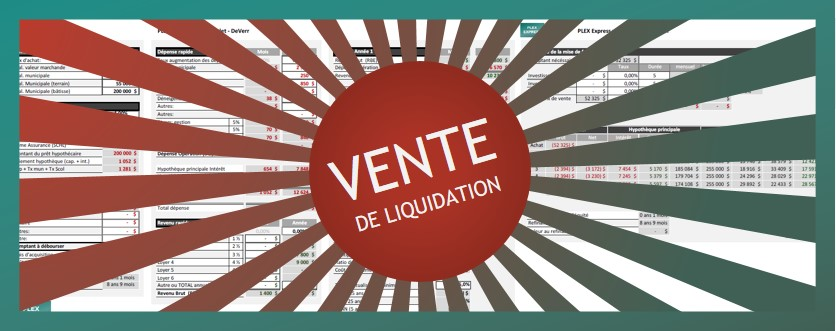PI – Vente du calculateur immobilier