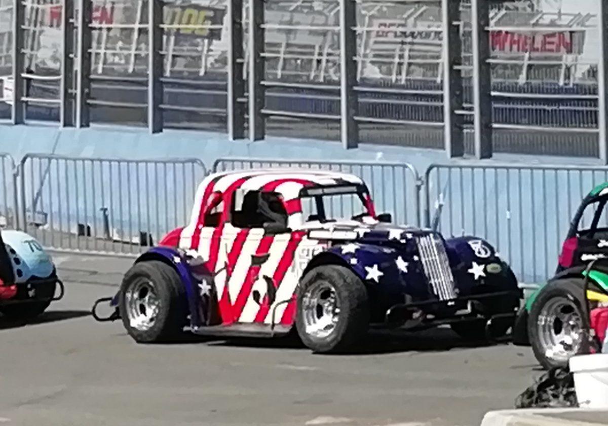 course voiture