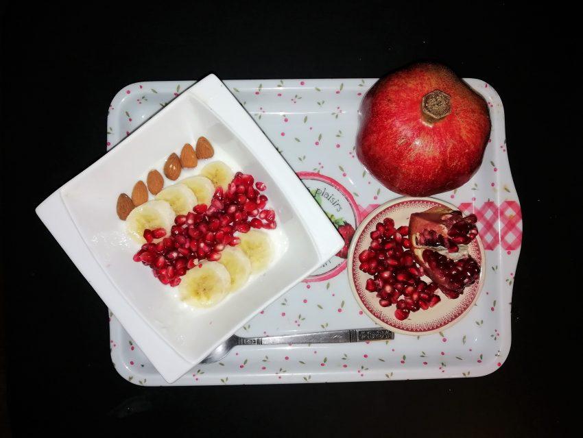 fruit, grenade